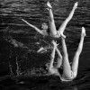 Synchronised swimming|||All of these photos were taken during trainings and contests of synchronised swimming in Brno and Olomouc, Czech Republic.