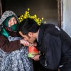 Nowruz Celebration in Iran|||In the days before the end of the year, the Iranian people are preparing to start their new year with a lot of excitement and they are ready to buy their new clothes and candy for the new year. After the New Year starts, Sing the New Year by praying for the health and success of their loved ones and start the New Year. During the early hours of the year, they visit their elders and parents and congratulate them on the New Year. Among these people there are people who go to the nursing home and there are celebrations, and some people in the ghosts with native and local celebrations are happy pe